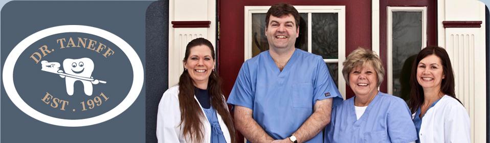 Taneff Family Dentistry | Dr  John Taneff | Dentist